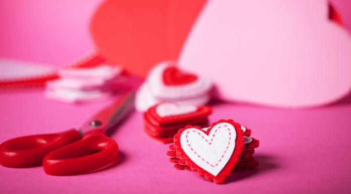 valentine craft preschool