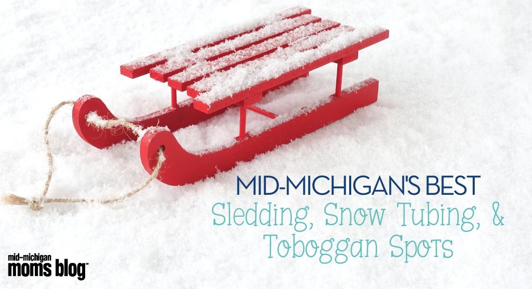 sledding, snow tubing