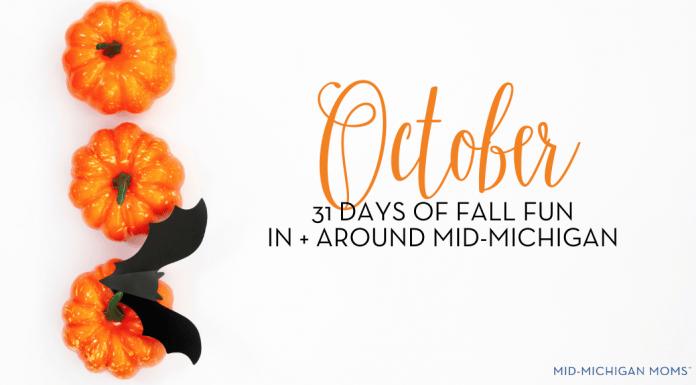 31 days of fall fun