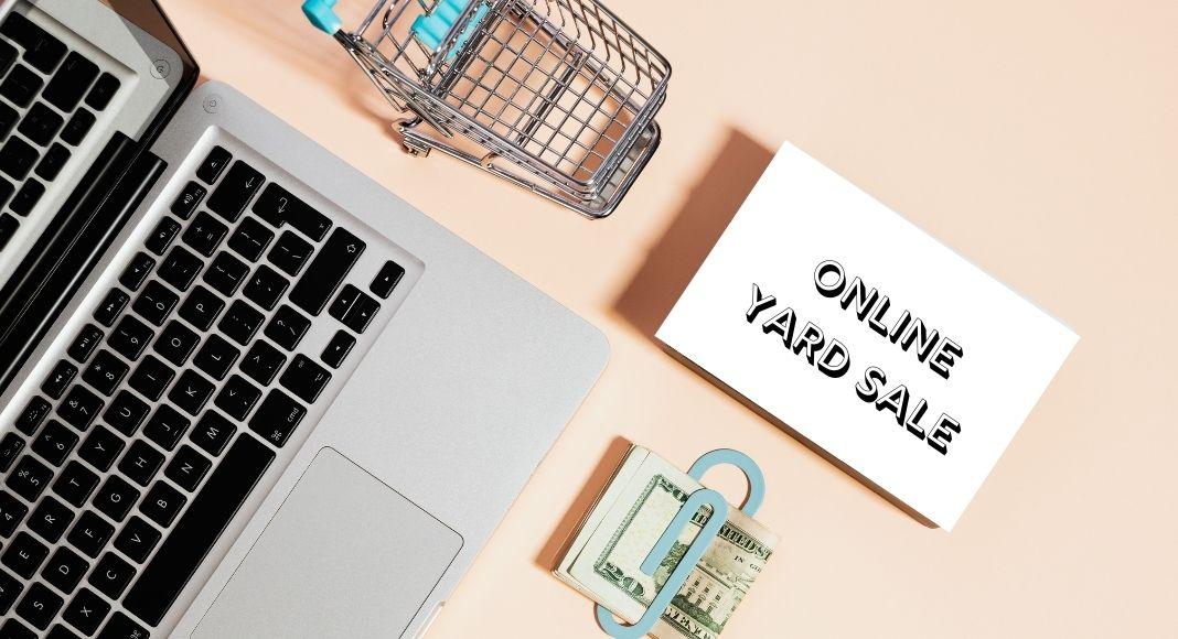 online yard sale